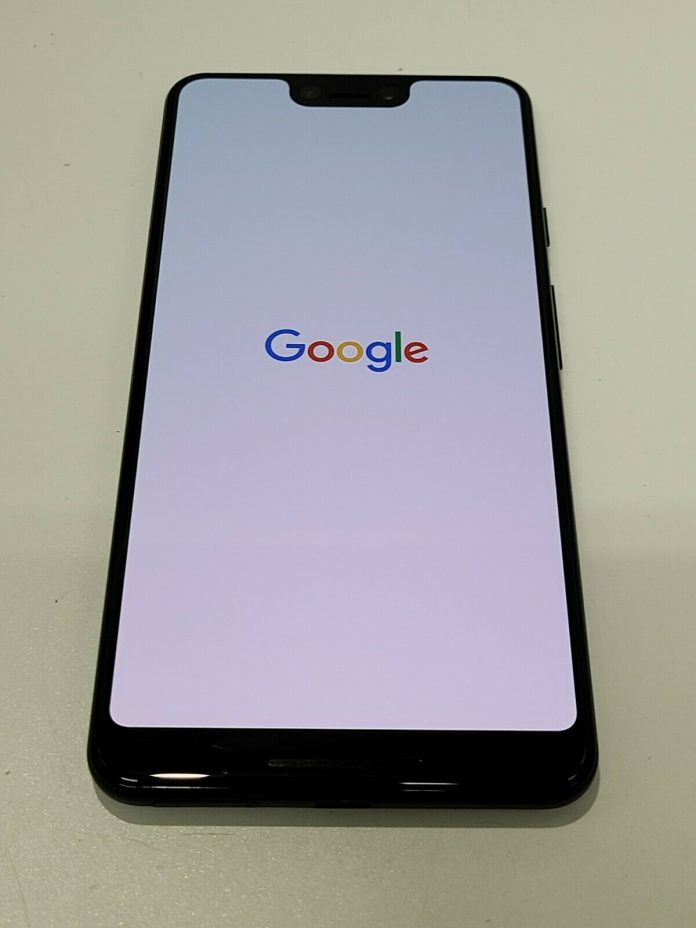 Google Pixel 3 XL – 64GB – Just Black (Unlocked) Good Condition  -SS884