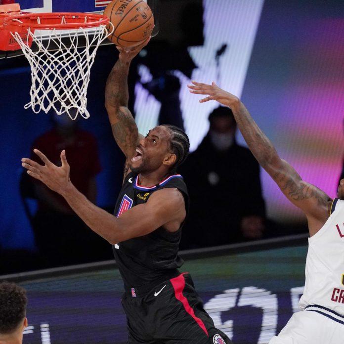 Kawhi Leonard Drops 29 as Clippers Crush Nikola Jokic, Nuggets in Game 1 Blowout