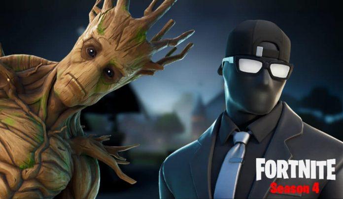 How to unlock the Shadow Henchmen in Fortnite Season 4