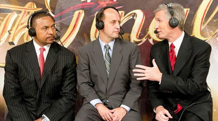 Mike Breen, Mark Jackson and Jeff Van Gundy Discuss the NBA Playoffs, Bubble Broadcasting and Uber Eats