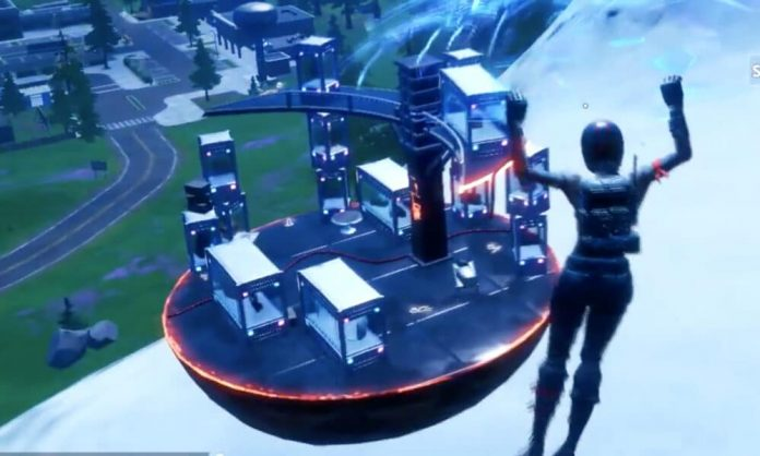Fortnite map changes: New Collector Museum POI added
