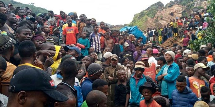 At Least 50 Gold Miners Die in East Congo, Adding to String of Deadly Accidents