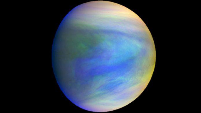 Astronomers Detect Biosignature Gas Phosphine in Atmosphere of Venus