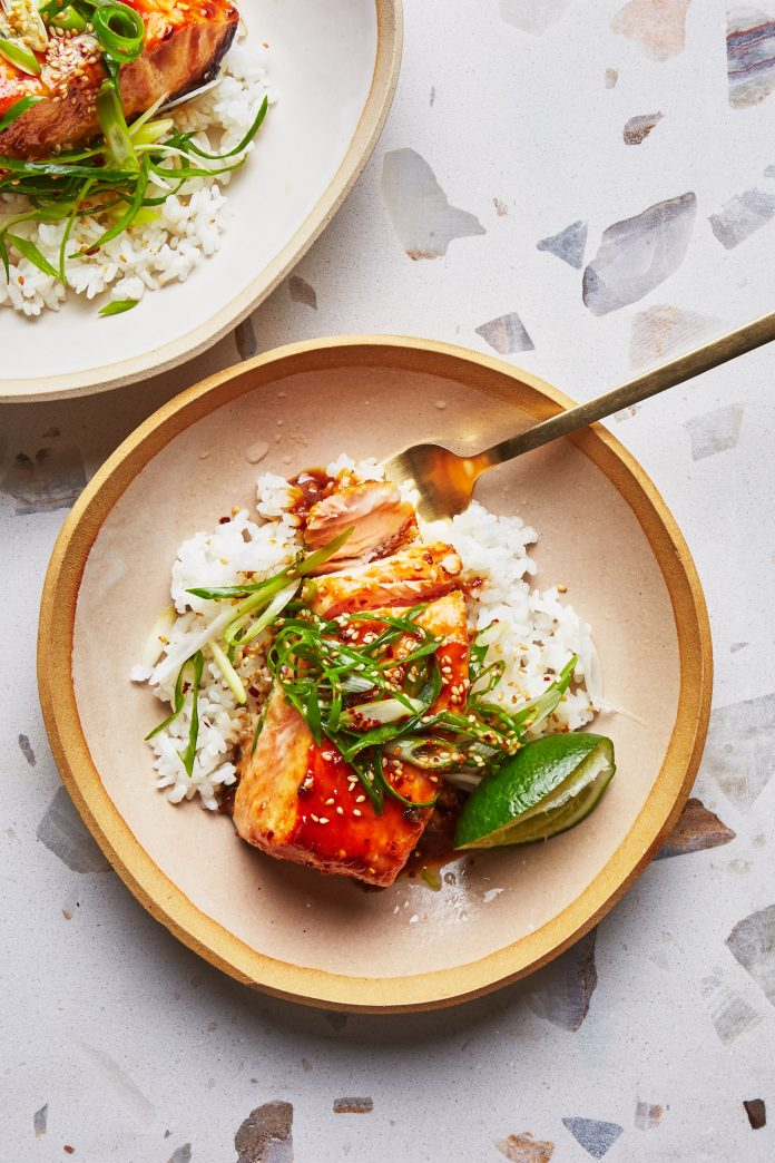 41 Healthy Salmon Recipes That Make Us Swoon for Fish