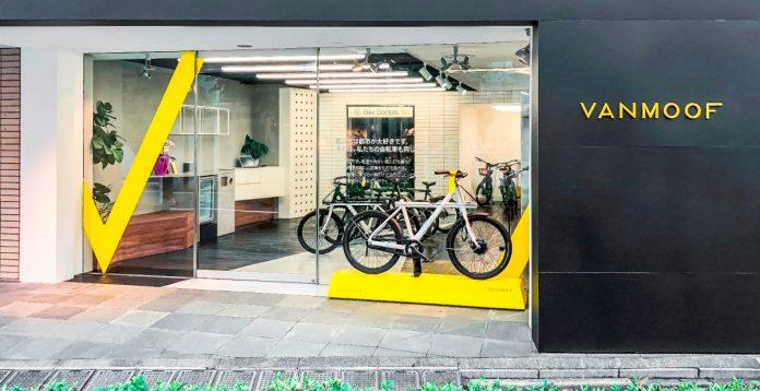 VanMoof raises $40 million as ebike sales surge