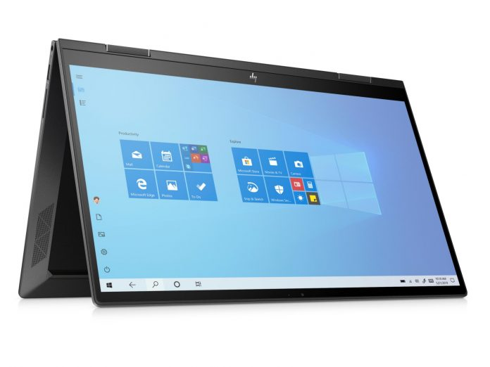 15.6-inch Convertible With Pen Support: The HP Envy x360 15 (2020)