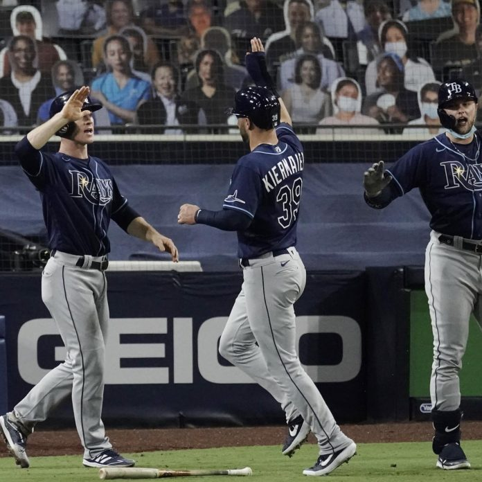 Rays Take 3-0 ALCS Lead over Jose Altuve, Astros with Game 3 Win