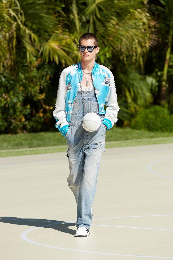 Amiri Spring 2021 Menswear