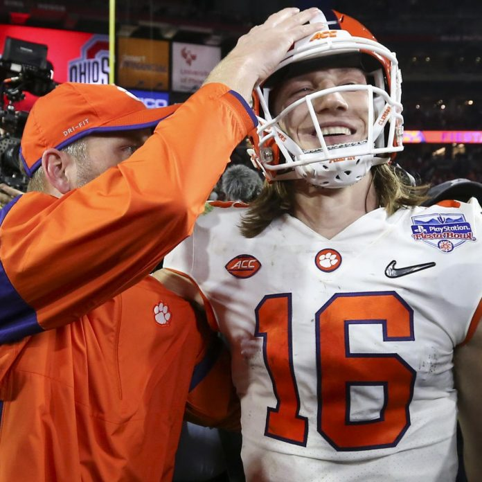 Trevor Lawrence Is the QB Prospect Your NFL Franchise Has Been Dreaming of