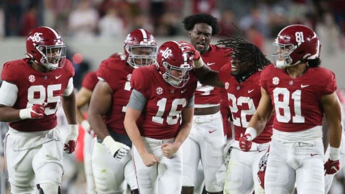 Alabama remains the SEC king, Trevor Lawrence remains unstoppable and more from Week 7