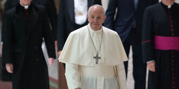 Pope Francis Backs Civil Unions for Gay Couples, in Shift for Vatican