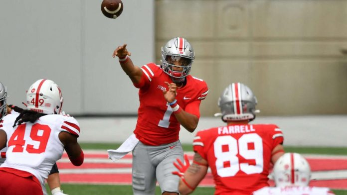 College football odds, lines, schedule for Week 9: Ohio State, Wisconsin open as double-digit road favorites